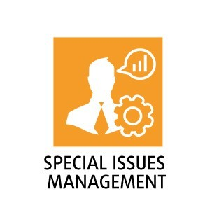 Special issues management